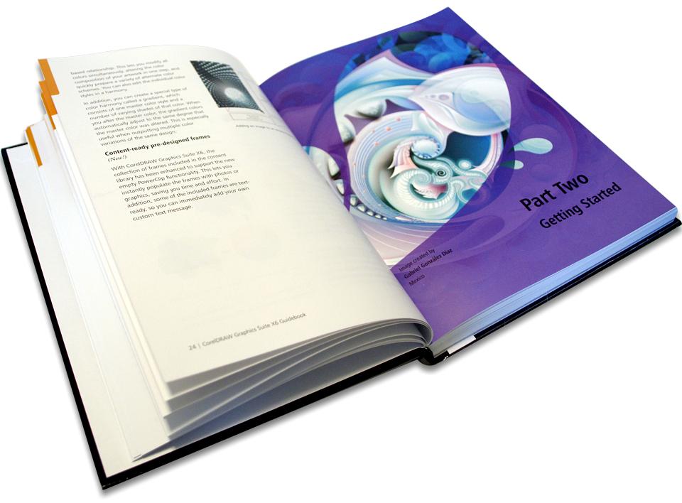 X6 ガイドブックの写真